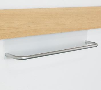 タオルやキッチン小物を掛けられる 長押 パイプハンガー