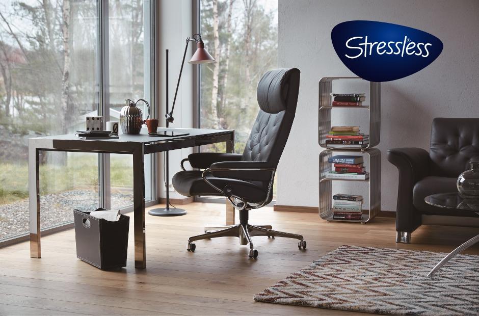 ストレスレスチェア メトロ オフィス Mサイズ