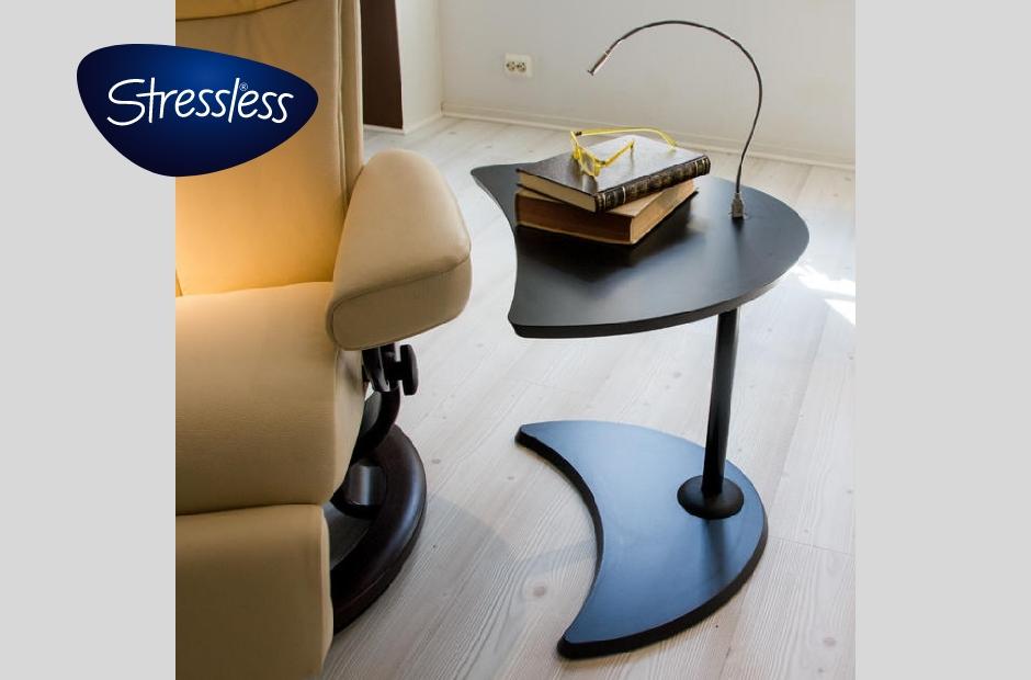 ストレスレス USBテーブルA ウッド