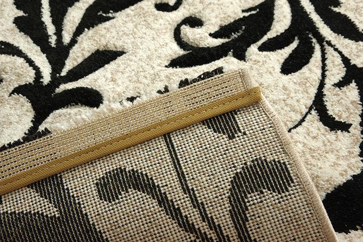 立体感がありボリュームのあるウィルトン織玄関マット