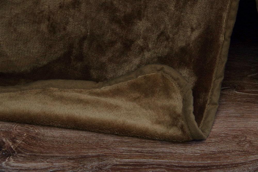 プラス1枚で保温力アップ!ハイタイプ用こたつ中掛け毛布 単品