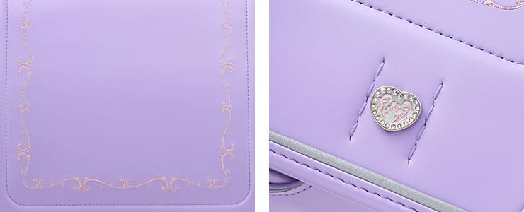 セイバン ランドセル 天使のはね 2017年モデル モデルロイヤル ロマンティック