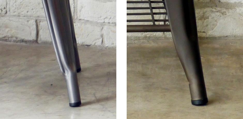 スチール材を活かしたおしゃれな傘立て&ベンチ 1281 アンブレラスタンドベンチ ガルト