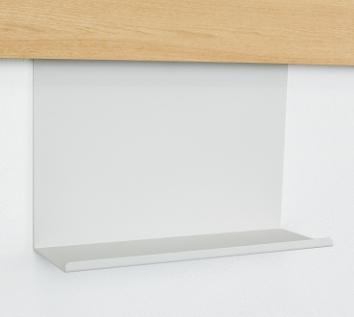 小物収納に便利な長押 吊下げ棚
