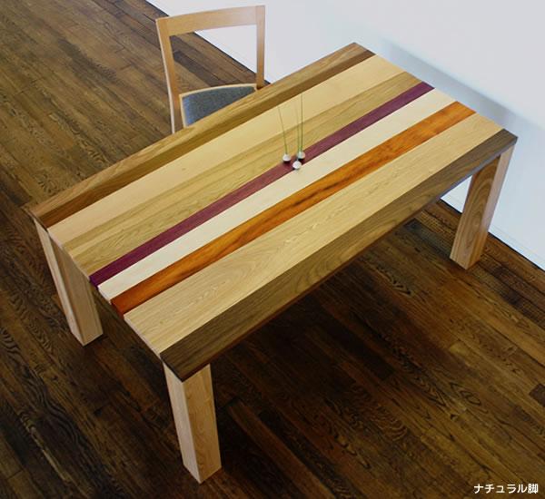 Takatatsu & Co. 高松辰雄商店 セセンタ SESENTA 幅155cm ダイニングテーブル