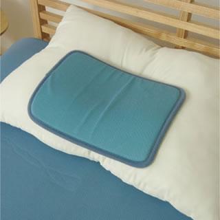 ツインクール 枕パッド 約20×30cm